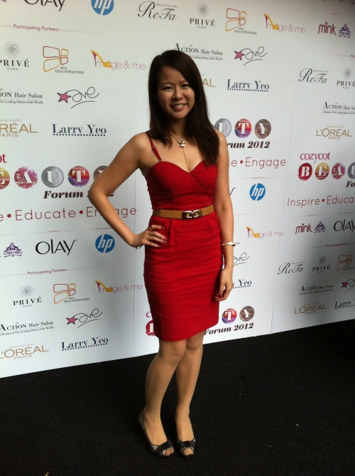 Ginevi was invited to Cozycot Beauty Forum 2012 with Olay | Ginevi
