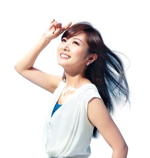 Biore UV Aqua Rich Whitening Cream - Talent image