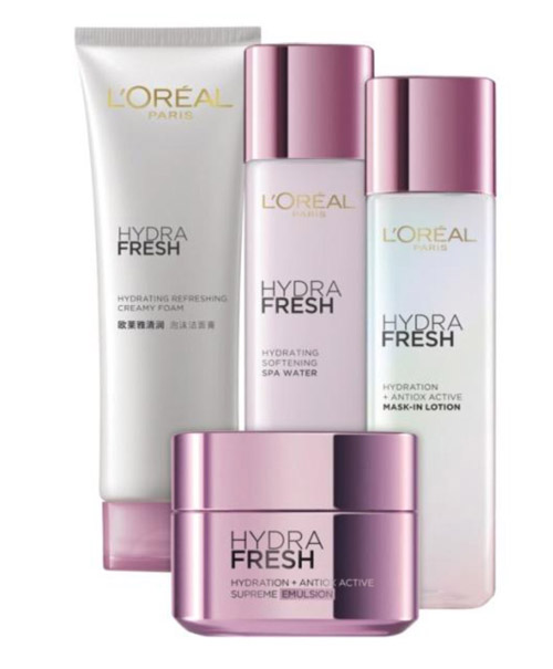 L'Oreal Paris NEW Hydra Fresh Press Release-1