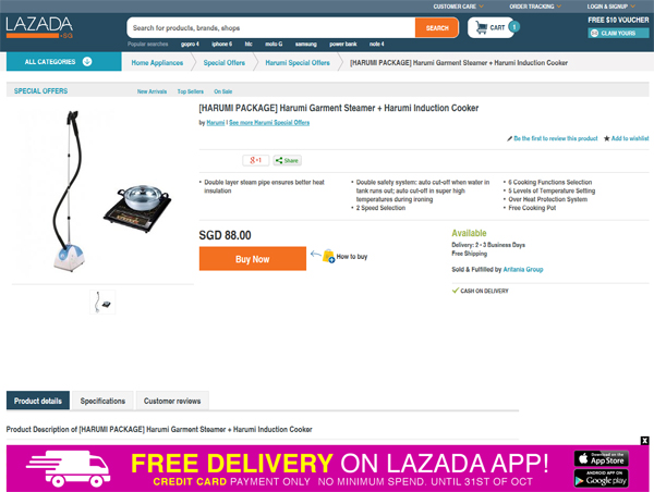 Lazada sg – ONLINE SHOPPING IN SINGAPORE | Ginevi - Beauty and