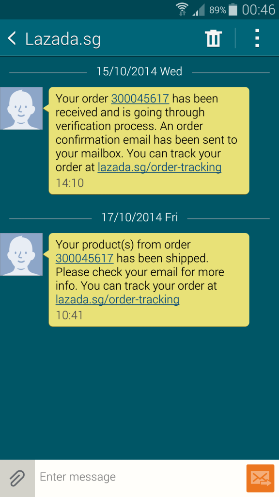 how to cancel a lazada order