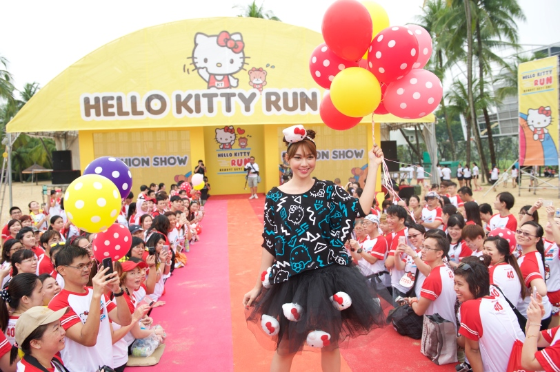 Hello Kitty Singapore Run 2014, Credit - Pink Apple  (15)