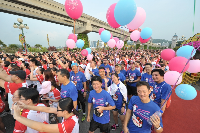 Hello Kitty Singapore Run 2014, Credit - Pink Apple  (18)
