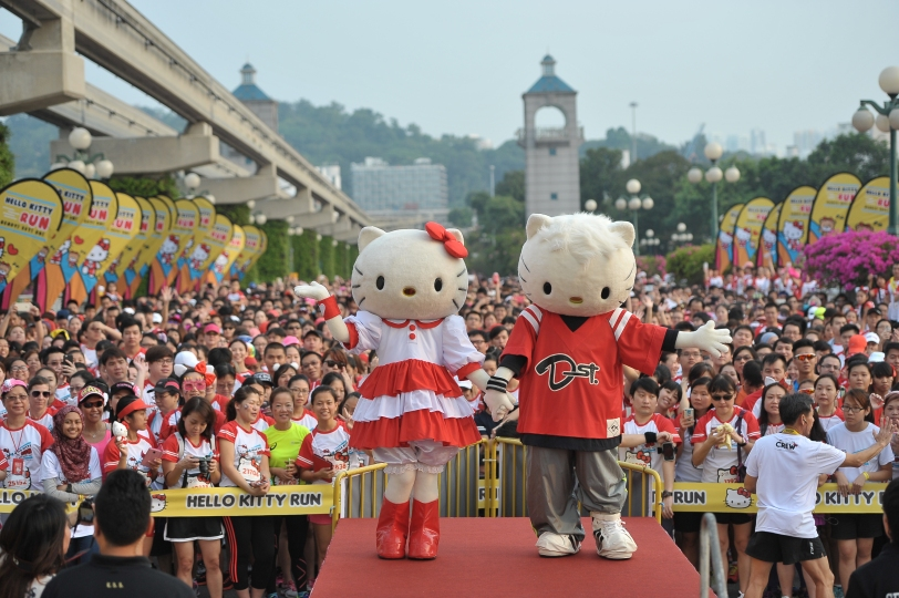Hello Kitty Singapore Run 2014, Credit - Pink Apple  (23)