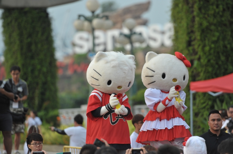 Hello Kitty Singapore Run 2014, Credit - Pink Apple  (24)