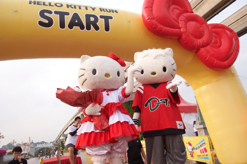 Hello Kitty Singapore Run 2014, Credit - Pink Apple  (8)