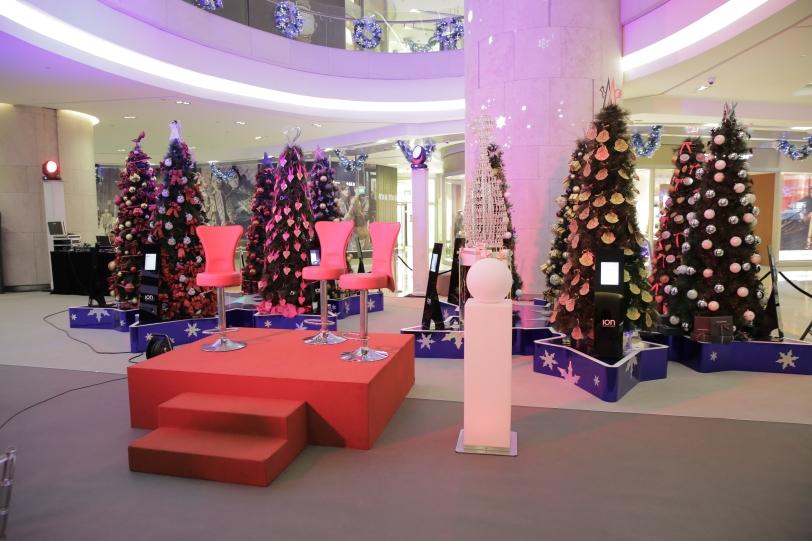 Pix 4_ Tenant designed Christmas Trees